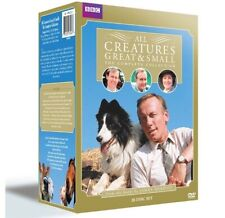 All Creatures Great and Small - The Complete Series DVD 28-Disc Set