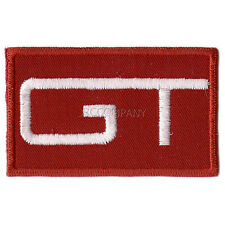 Patch- Grand Trunk Western Railroad (GTW)  #11831Red - NEW- Free Shipping