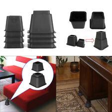 8X Möbelerhöhung Stuhlerhöhung 3 Verschiedene Höhen Betterhöhung Möbelerhöher ZZ