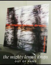 THE MIGHTY LEMON DROPS - OUT OF HAND USA press vinyl record plaka