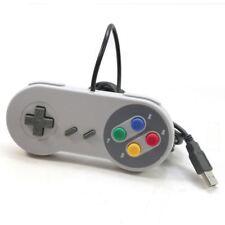 USB Retro Super Nintendo SNES Controller Joypads for Win PC/MAC Gamepad