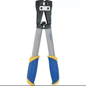 Klauke K05 K05 Presszange Rohrkabelschuhe, Rohrverbinder 6 bis 50 mm²