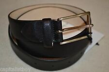 Paul Smith PS Mens Classic Suit Belt Boxed Size S Brand New