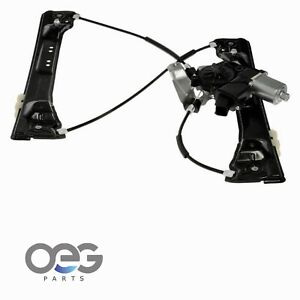 New Window Regulator and Motor Assembly For Buick LaCrosse 10-16 Front Left