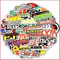 100pcs STICKER BOMB JDM DRIFT Stickers CAR Pack Logo Random Motocross Bike Decal