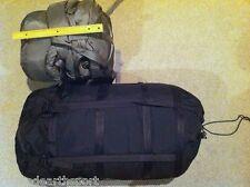 US Military Issue 9-Strap Sleeping Bag Compression Sack MSS USGI Good Condition