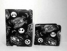 The Nightmare Before Christmas Jack Skellington Bi Fold Card Holder Coin Purse
