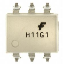 NEW FAIRCHILD H11G1 OPTOCOUPLER SURFACE MOUNT 6-SMD