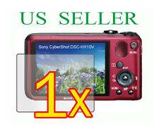 1x Sony CyberShot DSC-HX10V DSC-HX10 Clear LCD Screen Protector Guard Film