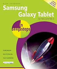 (Very Good)-Samsung Galaxy Tablet in easy steps: For Tab 2 and Tab 3 Covers Andr