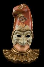 Grand Masque de Venise Pantalone Fait main Artisanat venitien Papier maché 22592