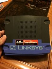 LINKSYS EtherFast Broadband Firewall Router w 4 Port Switch BEFSX41 ver. 2