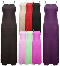 Unbranded Polyester Square Neck Sleeveless Dresses for Women