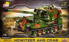 COBI AHS Crab (2611) - 700 elem. - Polish modern self-propelled gun-howitzer