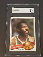 1979-80 Topps #75 Bob McAdoo SGC 7 NM/MT Newly Graded