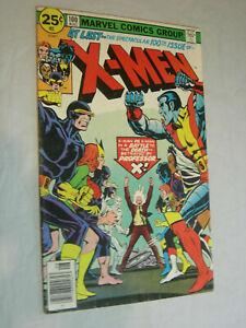 X-Men #100 G+ New X-Men VS the Old X-Men WOW