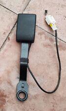 06-13 Citroen C4 Grand Picasso front passenger seat belt stalk catch receiver
