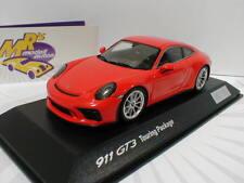 Spark wap0201640j-Porsche 911 (991 II) gt3 Touring package en lava-Orange 1:43