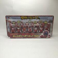 Kaizoku Sentai Gokaiger Ranger Key Series Ranger Key SP Set Red Ranger Bandai US
