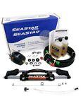 SeaStar HK6400A-3 14ft Hydraulic Outboard Steering Kit HO5114 Hoses Teleflex