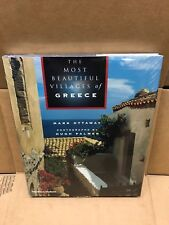 NEW THE MOST BEAUTIFUL VILLAGES OF GREECE   OTTAWAY & PALMER   THAMES & HUDSON