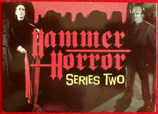 HAMMER HORROR - Series Two - Individual Card CL - Checklist - Cornerstone 1996