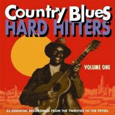 Various - Country Blues Hard Hitters (NEW CD)