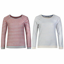 Marks and Spencer Women's Cotton Blend Long sleeved Jumpers & Cardigans