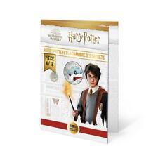 FRANCE 10 Euros Argent Harry Potter 2021 UNC  - Chambre des Secrets n° 4/18