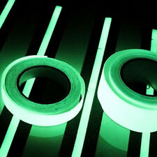 Luminous Photoluminescent Tape Glow In the Dark Stage Home Safety Sticker 10M Ca