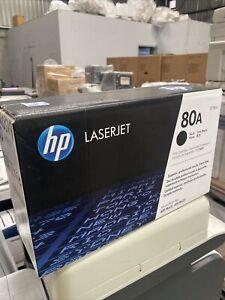 HP 80A Black Laser Toner Cartridge CF280A for LASERJET PRO 400 M401 M425 Genuine