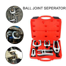 Ball Joint Separator Removal Tool Kit Front End Service Tool Tie Rod Puller 5Pcs