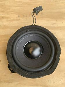 Genuine X2 Audi TT MK1 Bose Rear Quarter Speakers Pair 8N8 035 401A - 8N8035401