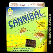 Cannibal Roach Best Killer Gel Bait Non-Toxic Cockroaches Cucarachas Canibal