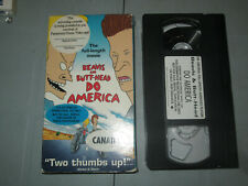 Beavis And Butt-Head - Do America Promo Screening  (VHS)  Tested