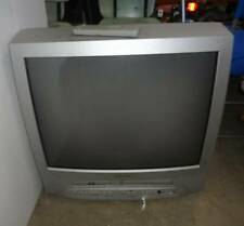 Sylvania 6727Df 27-Inch Crt Pure Flat Tv/Dvd/Vcr Triple Combo with Remote