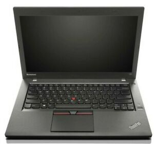"Lenovo LaptopThinkPad T450s 14"" i5-5th Gen 8GB RAM 500GB HDD Win 10 Pro""Bargain"""