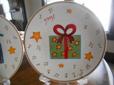 Holiday Gifts Salad Dessert Luncheon Plate 8