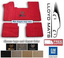 1971-1985 Cadillac Cars - Ultimats Carpet Floor Mats - Choose Color & Logo