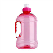 1L Big Large BPA Free PET Sport Gym Party Training Drink Water Bottle Cap Kettle
