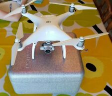 DJI Phantom 4 drone with 3 batteries! Original owner! Flew it today!