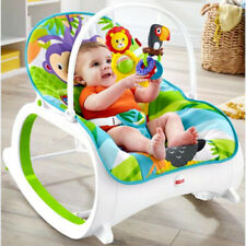 Infant To Toddler Rocker Baby Bouncer Seat Portable Vibrating Sleeper Swing Toys