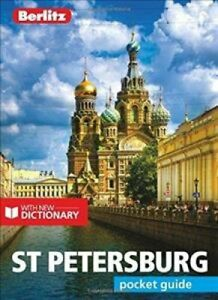 Berlitz Pocket Guide St Petersburg (Travel Guide with Dictionary) 9781785730566