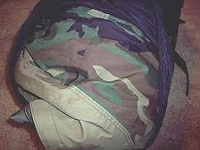 New Military Goretex Sleeping Bag Modular -40 Arctic 4 Piece Sleep System Gortex