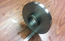 """2-1/4""""-8 Semi-Finished adapter Plate for 8"""" LATHE CHUCKS  #ADP-08-214SM-NEW"""