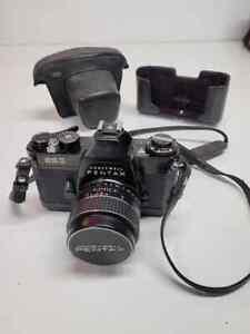 honeywell pentax es ii film slr camera takumar / sn2327 R2