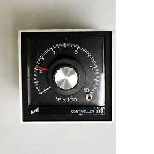 LFE MODEL 232 TEMPERATURE CONTROLLER (ON/OFF/ LIMIT) 120 OR 240V, BN/NOS