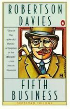 Fifth Business (Deptford Trilogy)-ExLibrary