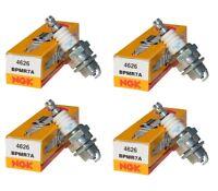 4 NGK BPMR7A 4626 Spark Plug Fit Stihl Husqvarna Echo Chainsaws Blowers Trimmers