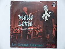 "25 cms 10"" MARIO LANZA CONSTANTINE CALLINICOS Rigoletto Tosca .. 330213"